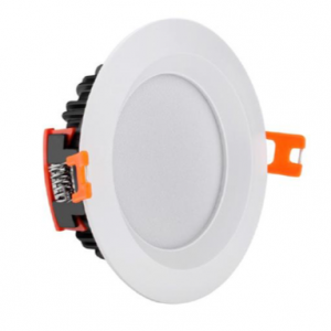 LED flat downlights